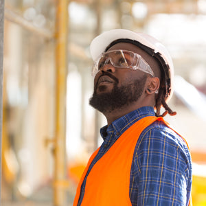 Eye Safety in Construction Environments