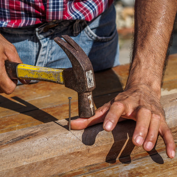 Hand, Wrist and Finger Safety in Construction Environments
