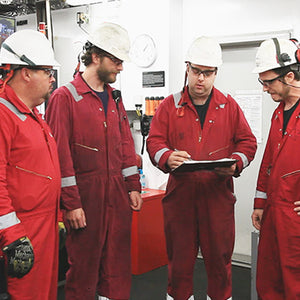 JSA for the Oilfield Industry: A Guide to Employee Participation, Hazard Identification & Control