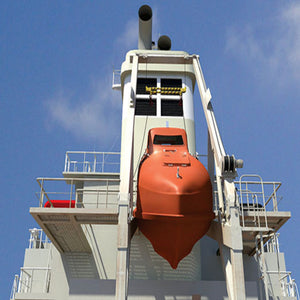 Launching & Recovery System of Free Fall Lifeboats