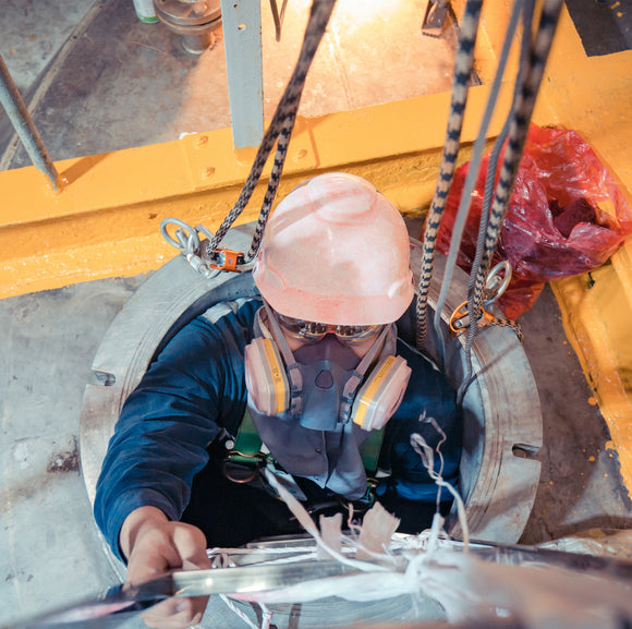 Marine Confined Space: Hazard Awareness Training for Maritime Personnel
