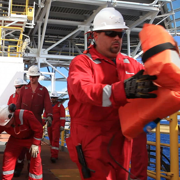 Conducting Effective Onboard Drills for Vessel & Offshore Facility Crews