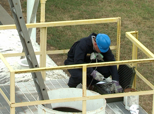 Step Back for Safety Series: Confined Spaces