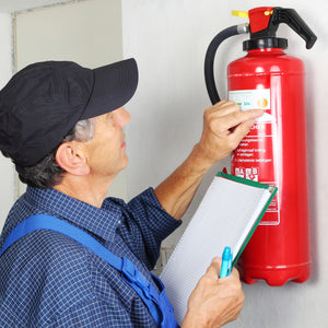 Step Back for Safety Series: Fire Extinguisher - Be Prepared