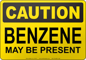 Caution: Benzene May Be Present
