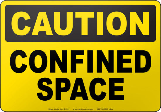 Caution: Confined Space