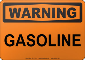 Warning: Gasoline
