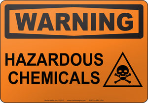 Warning: Hazardous Chemicals