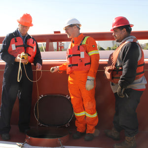 Maritime Confined Space: Safe Entry