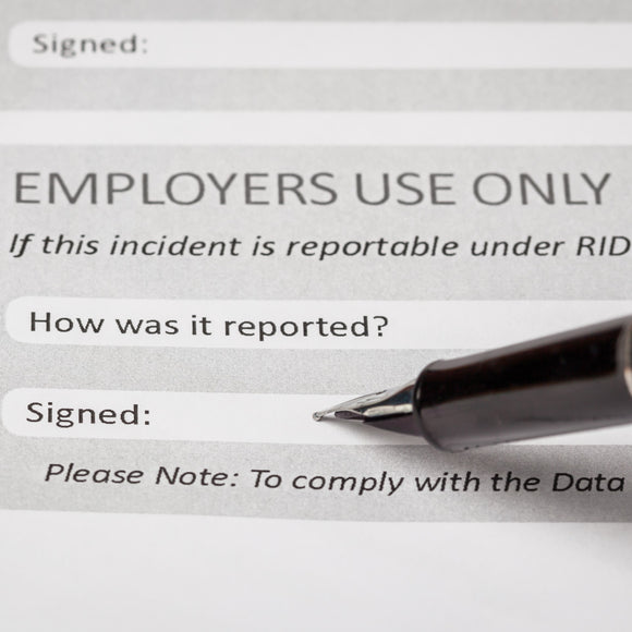 OSHA Recordkeeping for Managers and Supervisors