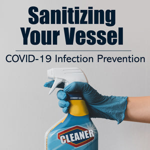 Sanitizing Your Vessel