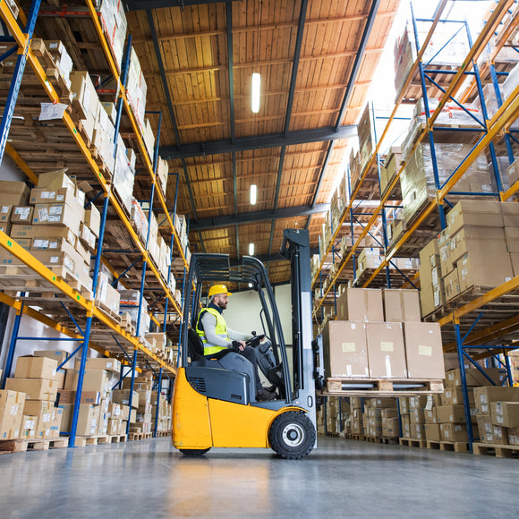 Step Back for Safety Series: Safe Forklift Operations & Practices