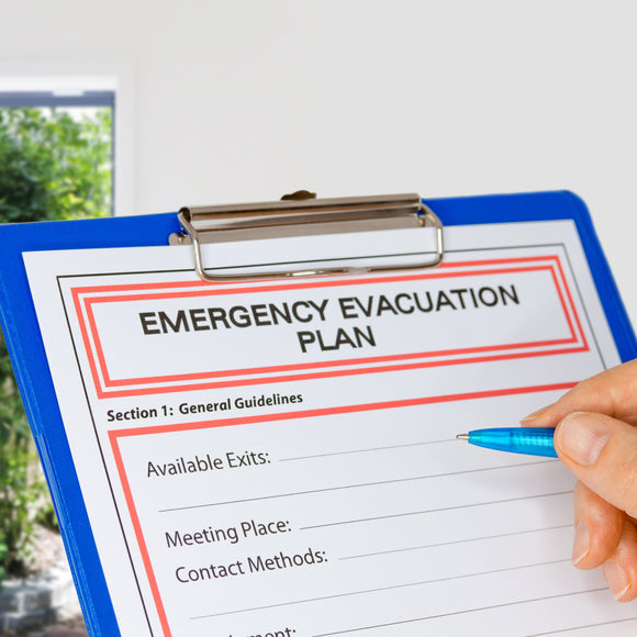 Workplace Emergency Evacuation & Response