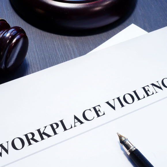Workplace Violence in Healthcare Facilities