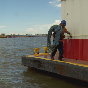 Man Overboard Prevention for the Inland Waterways