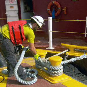 Safe Line Handling Practices for the Inland Waterways
