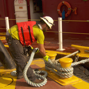 Fiber Line Characteristics and Care for the Maritime Industries