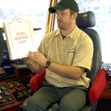 captain with vessel safety plan