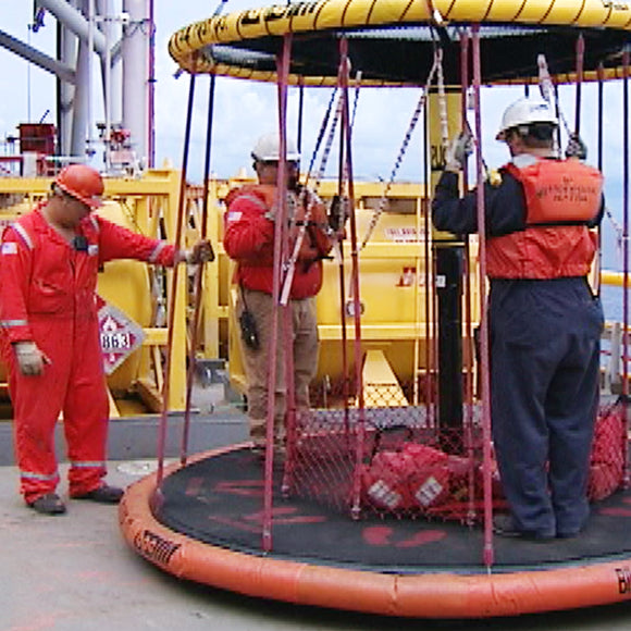 Safe Personnel Transfer for the Offshore Oil & Gas Industry: The X-904