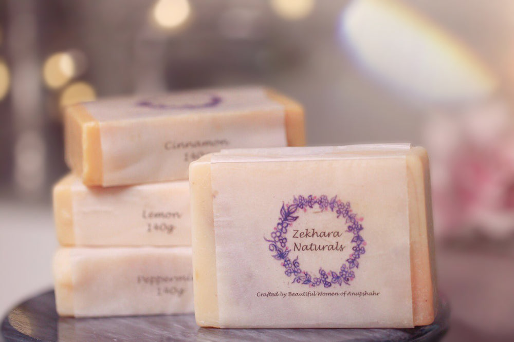 Handmade Soaps - Our Soaps are Full of Feel-good Ingredients to Pamper Your Skin!
