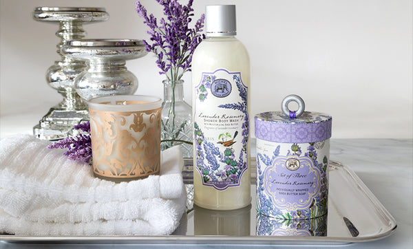 Lavender Rosemary Michel Design Works