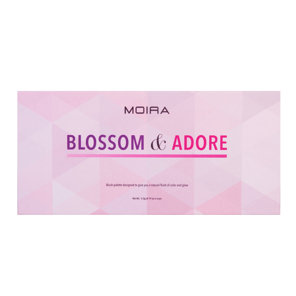 Moira Cosmetics - HCP - Blossom & Adore Palette