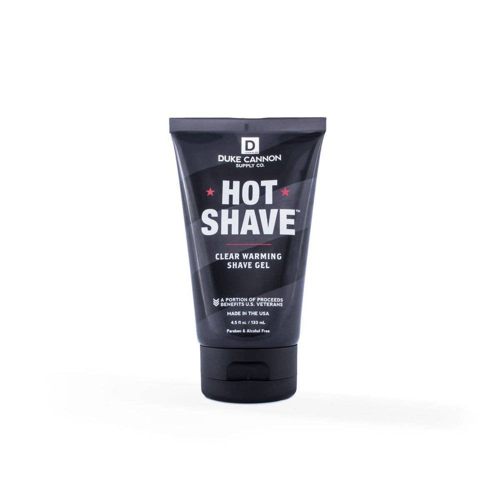 Duke Cannon - Hot Shave