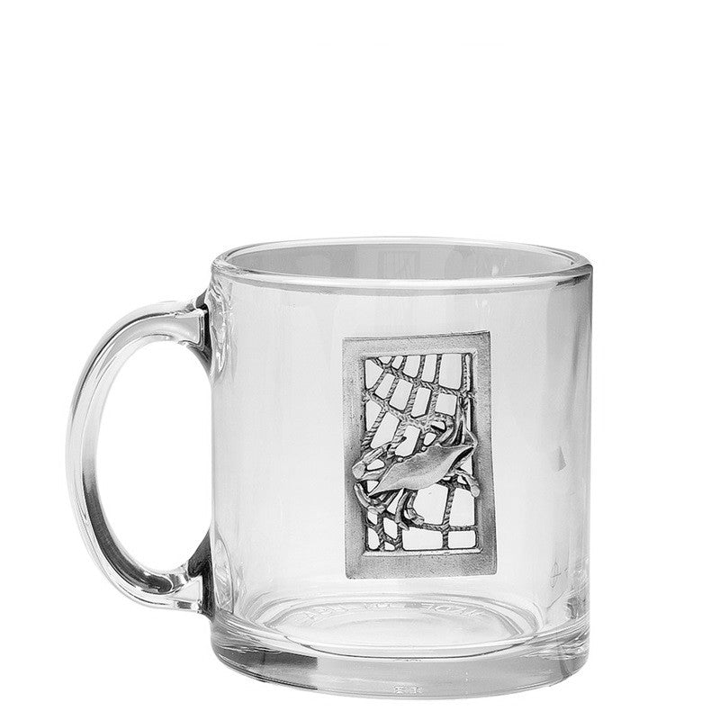 4 Set of Crab Net Coffee Mug