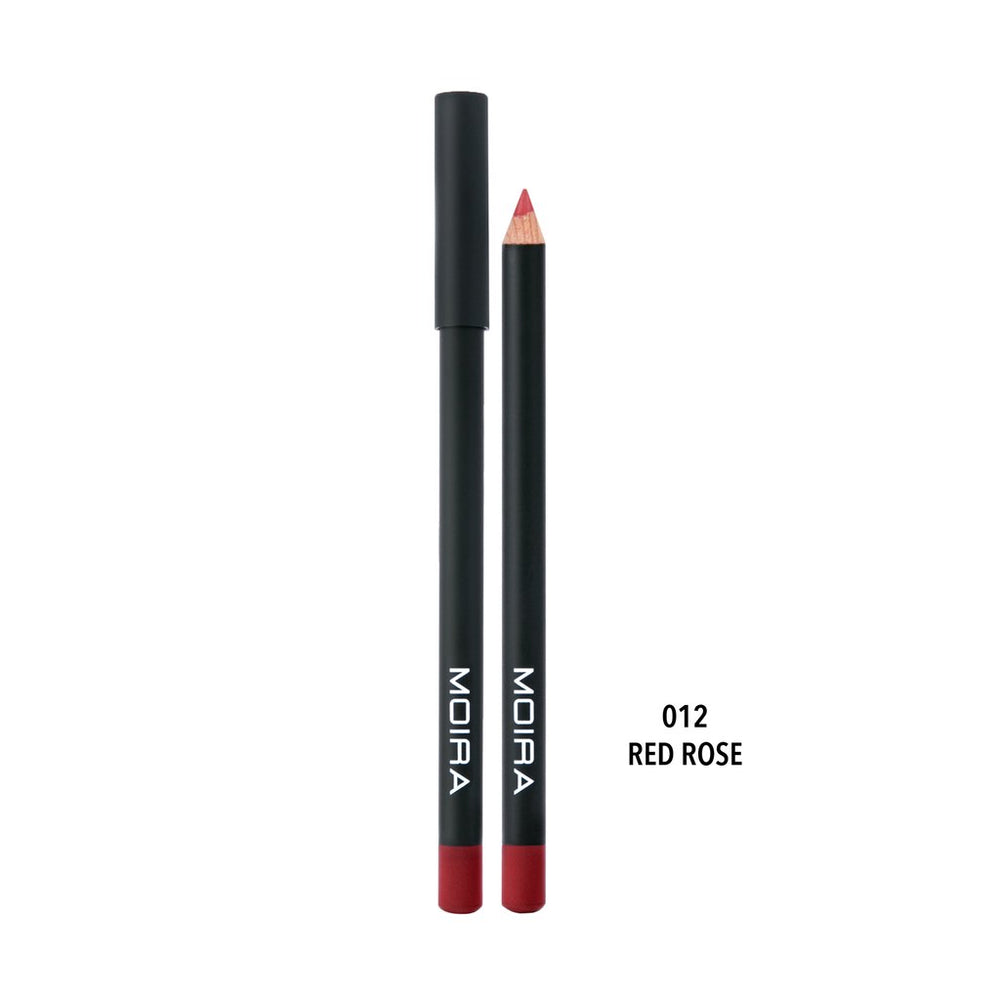 Moira Cosmetics - Lip Exposure Pencil - Red Rose