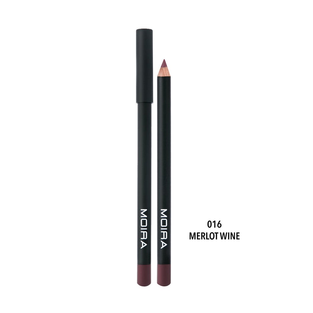 Moira Cosmetics - Lip Exposure Pencil - Merlot Wine