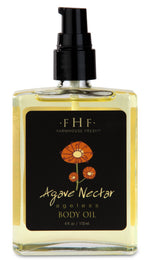 Agave Nectar Body Oil, 4 oz.
