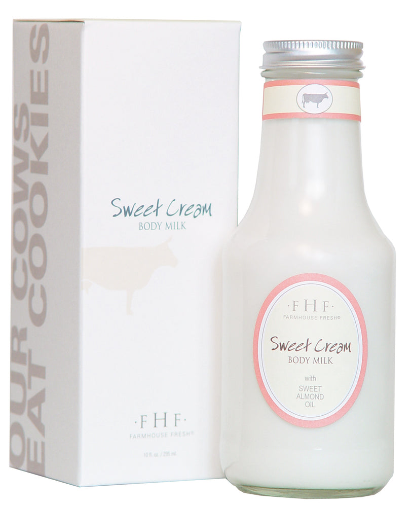 Sweet Cream Body Milk Lotion