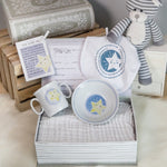 Cup, Bowl, & Bib Set - Twinkle Star