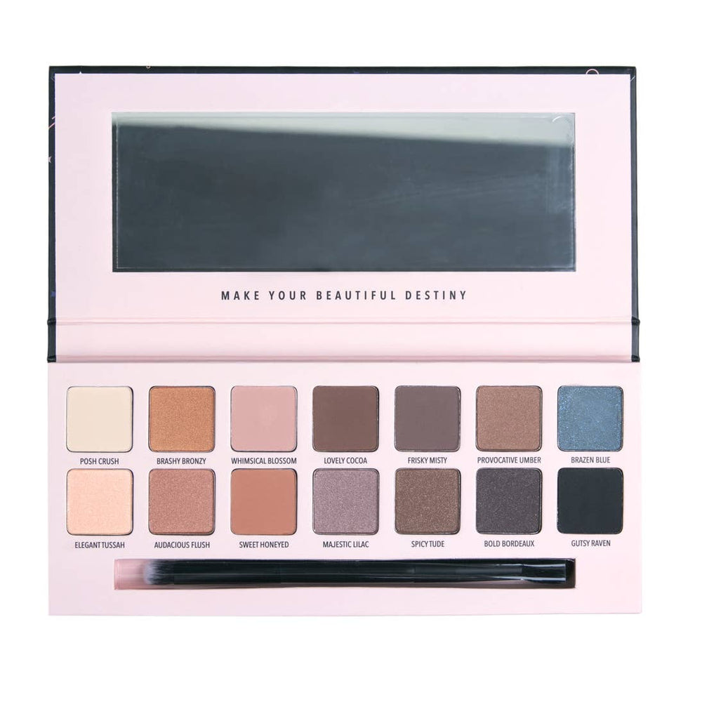 Everything Sassy and Classy Eye Make Up Palette