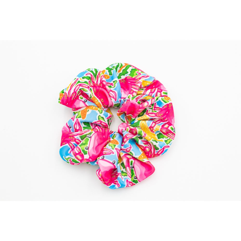 Jumbo Hair Scrunchies