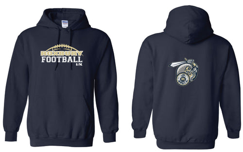 Roxbury Football - Cotton Hoodie