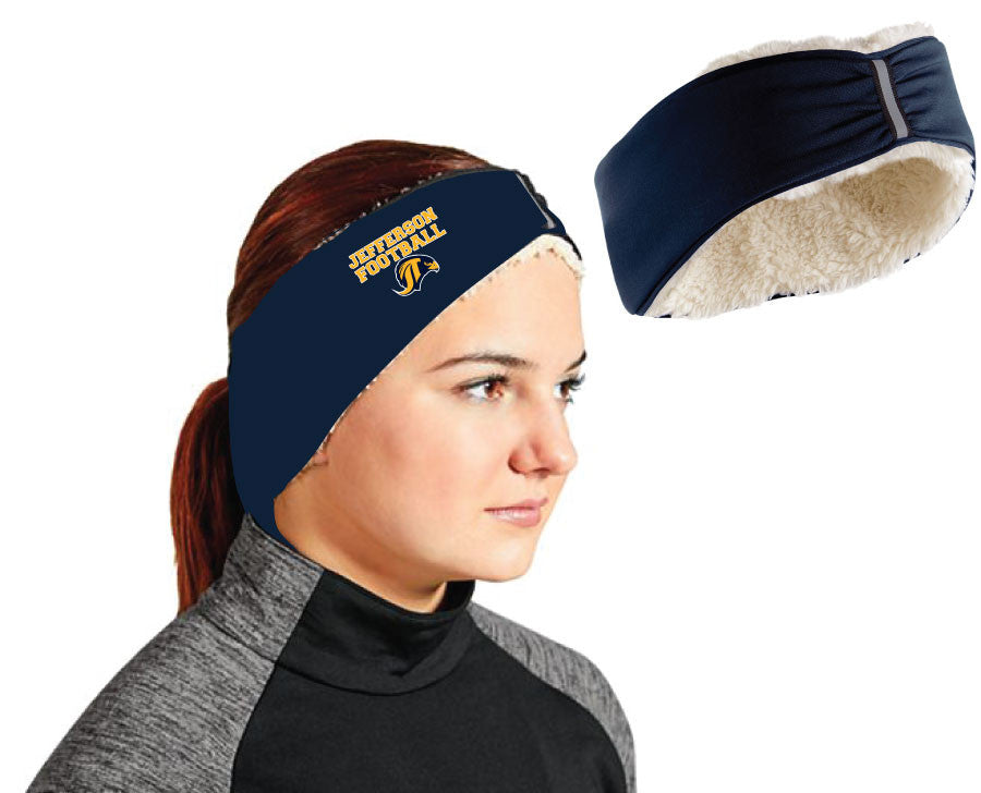 Jefferson Football Ladies Headband - 5KounT