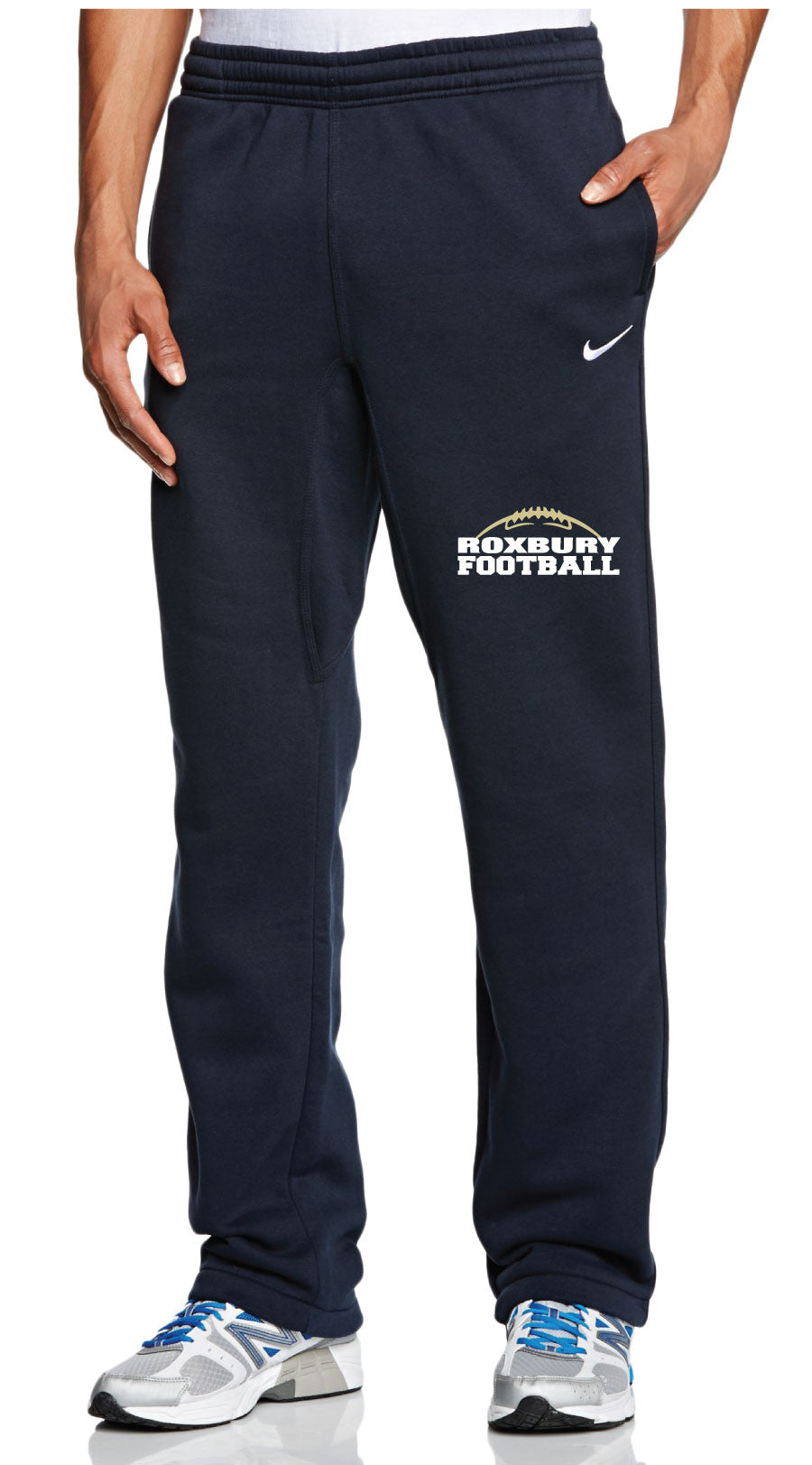 Roxbury Football -  Nike Fleece Sweatpants Pants