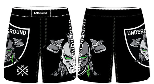 Underground Sublimated Fight Shorts