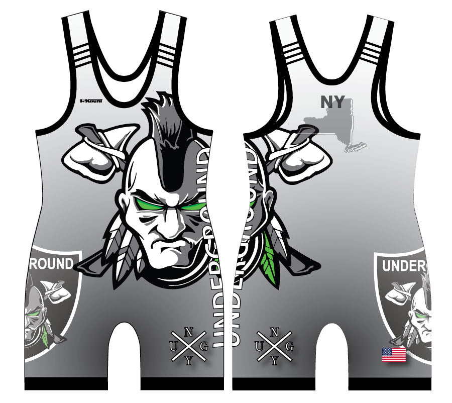 Underground 2016 Sublimated Singlet