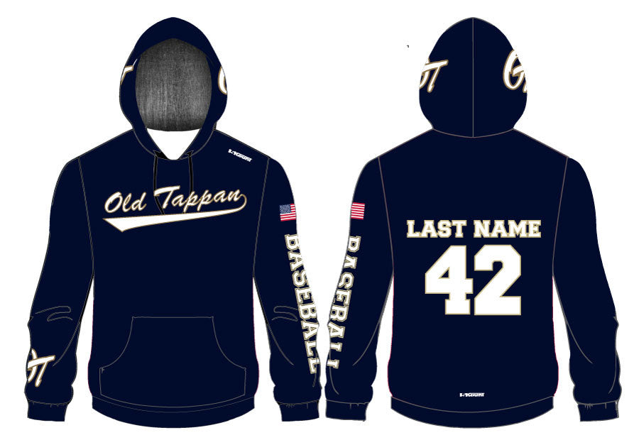 OT Baseball Sublimated Performance Hoodie