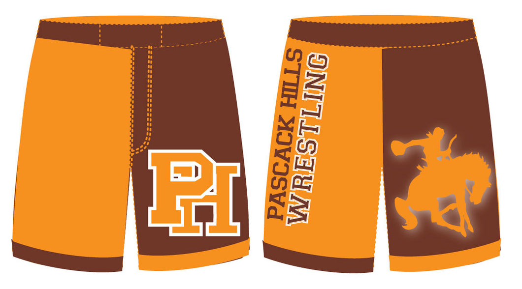 PH Sublimated Shorts - Required Uniform