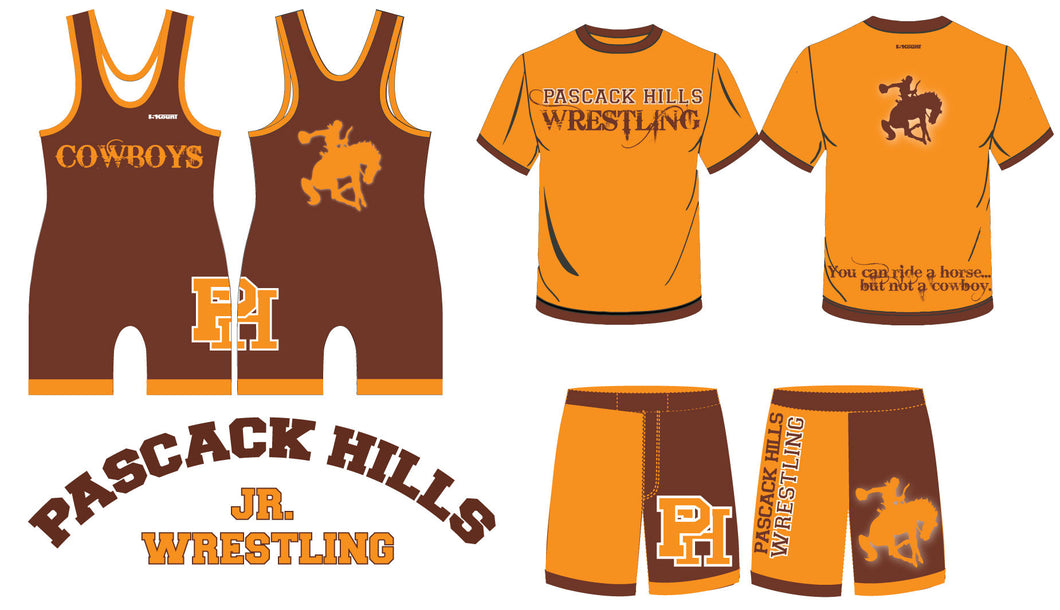PH Jr. Wrestling - Required Package