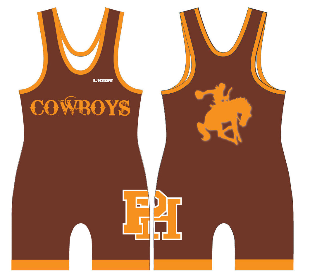 PH Sublimated Singlet - Required Uniform