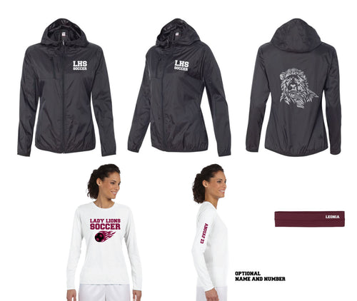 Leonia Lady Lions Soccer - Uniform Package - 5KounT
