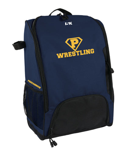 Pequannock Wrestling Team Backpack - 5KounT2018