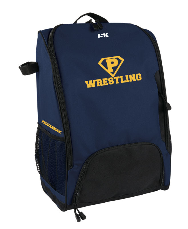 Pequannock Wrestling Team Backpack