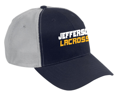 Jefferson LAX - Mesh Baseball Cap