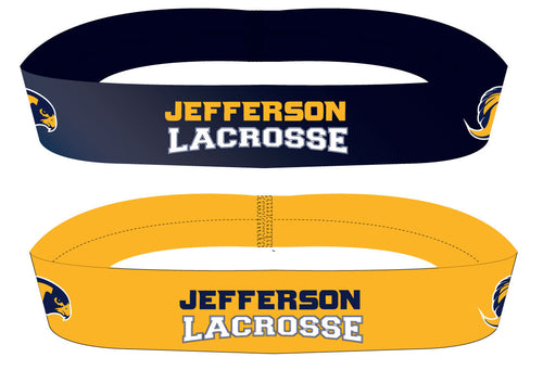 Jefferson LAX - Sublimated Ladies/Girls Performance Headband