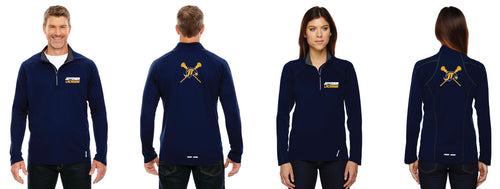 Jefferson LAX Performance Dryfit Quarter Zip